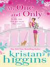 My One and Only (eBook)