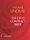 The Ceo's Contract Bride (eBook)
