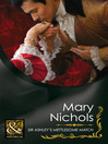 Sir Ashley's Mettlesome Match (eBook)
