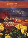 Deadly Texas Rose (eBook)