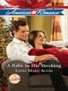 A Baby in His Stocking (eBook)