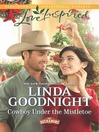 Cowboy Under the Mistletoe (eBook): Buchanons Series, Book 1