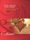 One Night, Two Heirs (eBook)