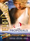 Weddings: The Proposals (eBook)