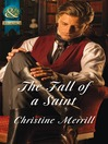 The Fall of a Saint (eBook): Sinner and the Saint Series, Book 2