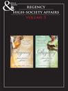 Regency High Society, Volume 3 (eBook)