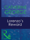 Lorenzo's Reward (eBook)