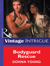 Bodyguard Rescue (eBook)