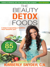 The Beauty Detox Foods (eBook)