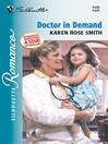 Doctor In Demand (eBook)