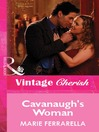 Cavanaugh's Woman (eBook)