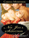 Not Just a Seduction (eBook)