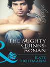 The Mighty Quinns: Ronan (eBook)