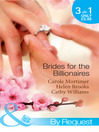 Brides for the Billionaires (eBook)