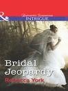 Bridal Jeopardy (eBook)