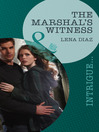The Marshal's Witness (eBook)
