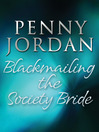 Blackmailing the Society Bride (eBook)
