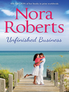 Unfinished Business (eBook)