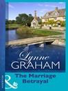 The Marriage Betrayal (eBook)