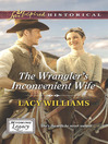 The Wrangler's Inconvenient Wife (eBook): Wyoming Legacy Series, Book 4