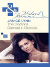 The Doctor's Damsel in Distress (eBook)