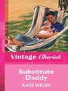 Substitute Daddy (eBook)