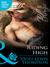 Riding High (eBook): Sons of Chance Series, Book 16