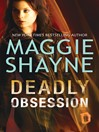 Deadly Obsession (eBook): Brown and de Luca Series, Book 5