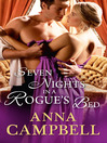 Seven Nights in a Rogue's Bed (eBook): Sons of Sin Series, Book 1