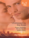 Undressed by the Boss (eBook)
