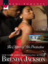 The Object of His Protection (eBook)