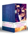 Mills & Boon Modern February 2014 Collection (eBook): A Bargain with the Enemy / Shamed in the Sands / When Falcone's World Stops Turning / Securing the Greek's Legacy / A Secret Until Now / Seduction Never Lies / A Debt Paid in Passion / An Exquisite Challenge