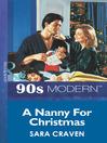 A Nanny for Christmas (eBook)
