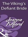 The Viking's Defiant Bride (eBook)
