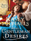 What a Gentleman Desires (eBook)