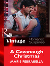 A Cavanaugh Christmas (eBook): Cavanaugh Justice Series, Book 20