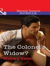 The Colonel's Widow? (eBook)