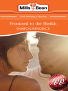 Promised to the Sheikh (eBook)