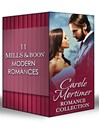 Carole Mortimer Romance Collection (eBook): War Of Love / Two's Company / Return Engagement / The One And Only / One-man Woman / Wildest Dreams / A Marriage To Remember / Joined By Marriage / To Woo A Wife / To Be A Husband / To Be A Bridegroom