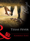 Texas Fever (eBook): McGraw Triplets Series, Book 1
