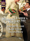 Weddings Under a Western Sky (eBook)