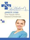 The Nurse Who Saved Christmas (eBook)