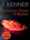 Nobody Does It Better (eBook)