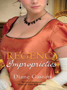 Regency Improprieties (eBook)