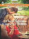 When Adam Came to Town (eBook)