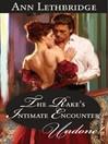 The Rake's Intimate Encounter (eBook)