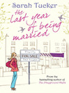 The Last Year of Being Married (eBook)