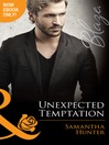 Unexpected Temptation (eBook)