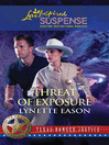 Threat of Exposure (eBook)