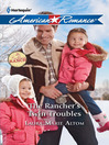 The Rancher's Twin Troubles (eBook)